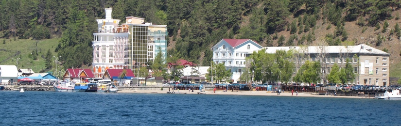 """Sea Gates of Lake Baikal"" cruise"