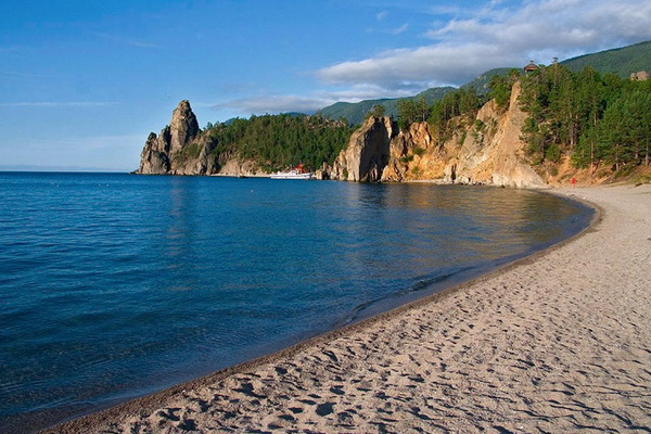 """Along Southern Shores of Lake Baikal"" cruise"